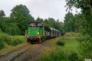 GC T44 350 med GT 76445. Skärblacka 30.08.2011.