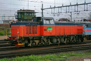 GC T44 361. Helsingborg 15.05.2010.