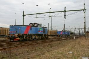 GC T44 370 og T44 341 Norrköping 15.04.2009.