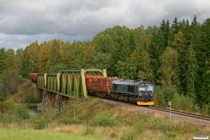 BRLL T66 401 med GT 47790. Trångstad - Kil 16.09.2010.
