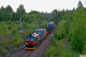 RUSH T66 401 med GT 43757. Almnäs 29.08.2011.