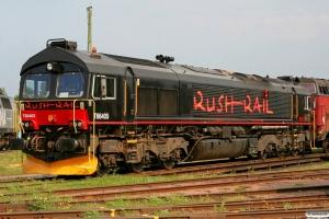 RUSH T66 405. Kristinehamn 27.08.2011.