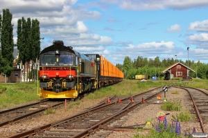 RUSH T66 406 med GT 69202. Vansbro 11.06.2013.