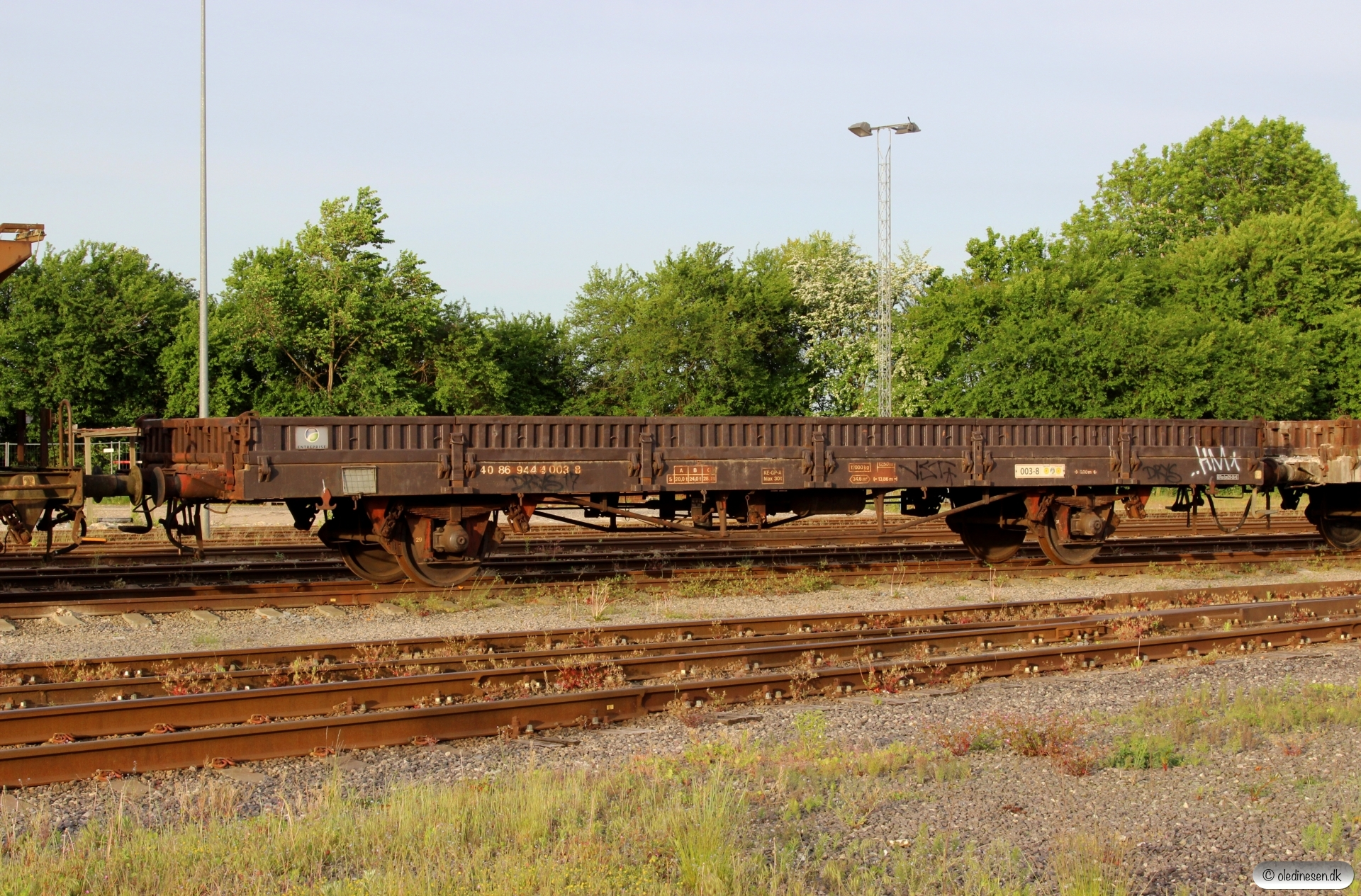 ENT 40 86 944 4 003-8. Ringsted 21.05.2018.