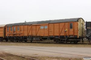 DSB 80 86 982 0 004-1 (Hjælpevogn 4). Køge 20.03.2015.