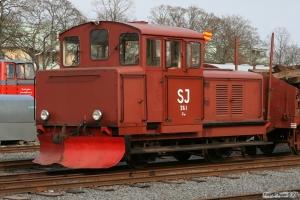 SJ Z4p 261. Västervik 14.04.2009.