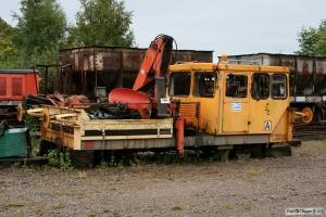 BV MTR 1802C (DSB Trolje 4). Västervik 13.09.2010.