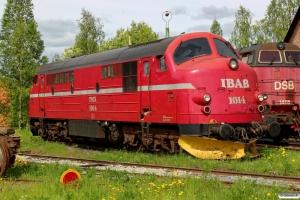 TTT TMX 1014. Långsele 09.06.2015.