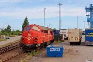 STAB TMX 1033. Malmö 08.06.2014.