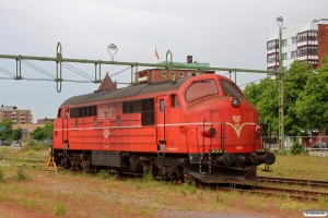 STAB TMX 1041. Trelleborg 08.06.2014.