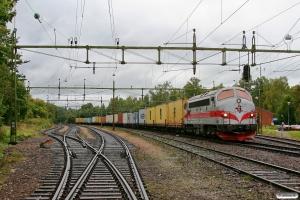 TÅGAB TMY 103 med GT 48168. Degerfors 14.09.2010.