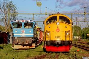 STR 9506+9510 og STR TMY 9505. Sala 07.06.2015.