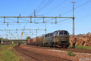 BLSR TMZ 1404. Åmål 09.06.2014.
