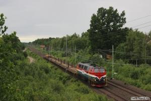 TTT TMZ 1407 med GT 32415. Grimstorp - Bodafors 13.06.2014.