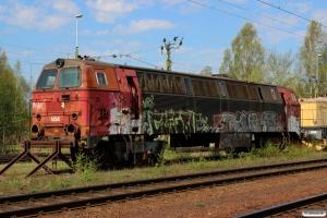 BLSR TMZ 1414. Kristinehamn 08.05.2016.