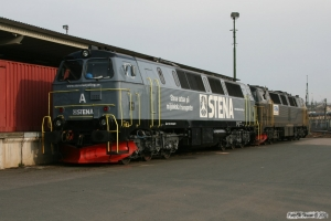 STENA TMZ 1416 og TMZ 1403. Nässjö 14.04.2009.