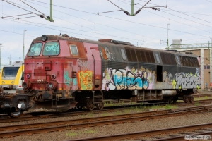 STAB TMZ 1417. Nässjö 13.06.2014.