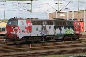 STAB TMZ 1418. Nässjö 09.06.2012.
