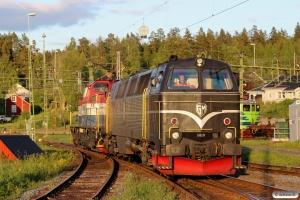 TTT TMZ 1418+TTT T44 274. Långsele 08.06.2015.
