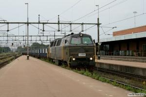 STENA TMZ 1419 med GT 47316. Alvesta 28.08.2009.