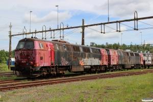 BLSR TMZ 1420 og TMZ 1412. Nässjö 18.06.2017.