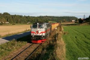 TÅGAB TMZ 108 med GT 48106. Överums Bruk - Falerum 13.09.2010.