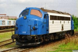 TBL MY 1110. Tinglev 24.08.2001.