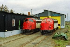 TBL MY 1122 og MY 1134. Padborg 16.02.2002.