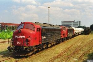 TRX MY 1156+MY 1150. Viborg 29.07.2002.