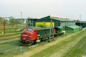 TRX MY 1157. Padborg 25.04.2003.
