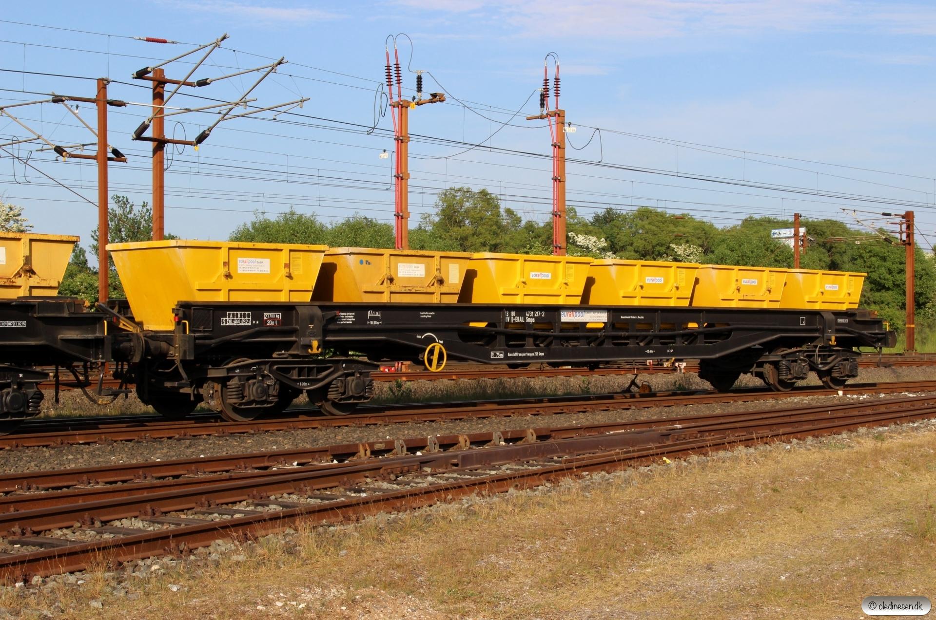 D-ERAIL Smps 33 80 4731 217-2. Nyborg 30.05.2016.