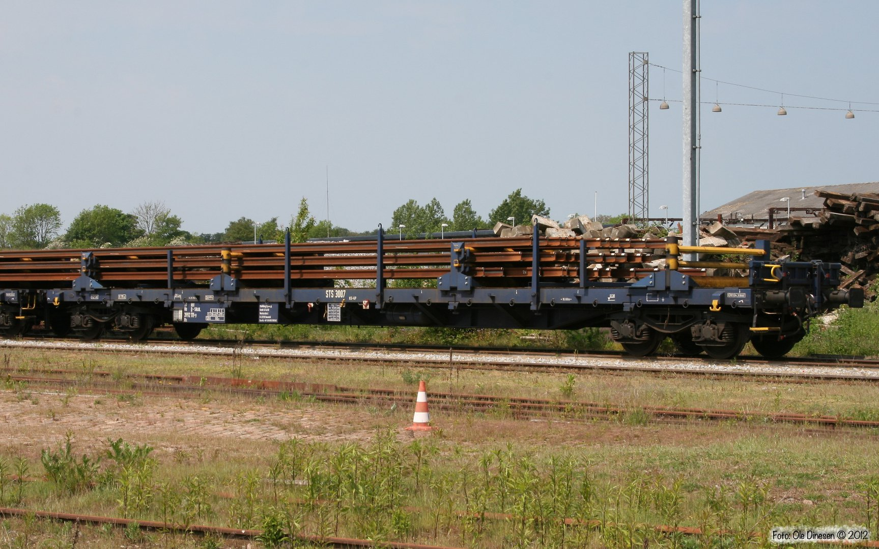 D-SRAIL Rs 37 80 3992 111-9. Odense 24.05.2009.