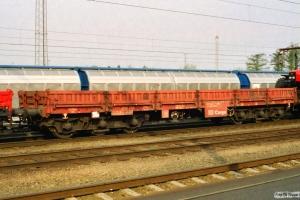 DB Samms-u454 31 80 486 0 077-5. Padborg 25.04.2003.