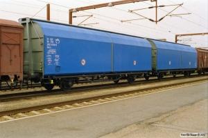 ŽSR Hirrs 21 56 292 0 030-8. Padborg 25.04.2003.
