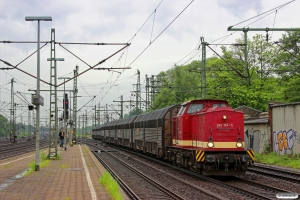 MTEG 204 354-5 (ex. DR 110 354). Hamburg-Harburg 10.05.2014.