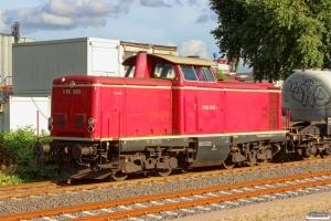 EGP V 100 2009. Hamburg-Hohe-Schaar 08.08.2013.