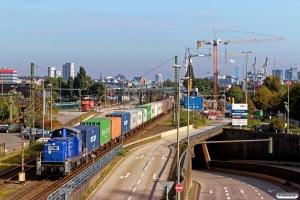 MTRD 295 082-2. Hamburg-Waltershof 11.10.2015.