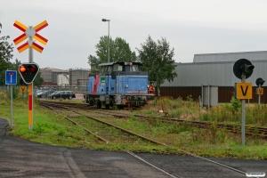 GC V5 178. Halmstad 24.08.2011.