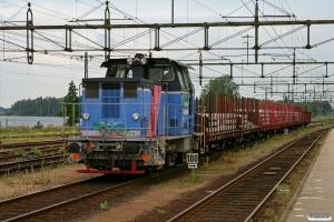 GC V5 185 med GT 76362. Alvesta 28.08.2009.