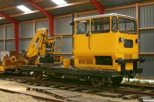 Ex. NSB Trolje 40-36 3021. Bryrup 09.05.2009.