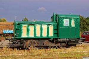 DSB Traktor 125. Vojens 20.08.2016.