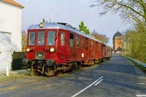 DSB MO 1848+CLE 1672. Nyborg 03.04.1999.