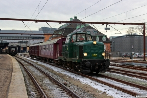 DSB MT 152+CLE 1672+MO 1846 som VM 136133 Od-Tl. Odense 17.01.2017.