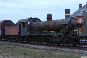 DSB D 825. Holstebro 08.03.2014.