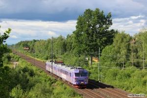 X11 3170 som RST 17612. Bodafors - Grimstorp 13.06.2014.