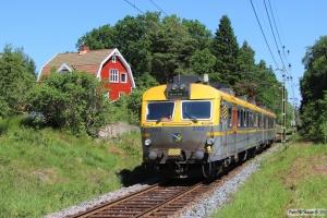 X11 3182 som RST 3827. Öxnered - Vänersborg 09.06.2014.