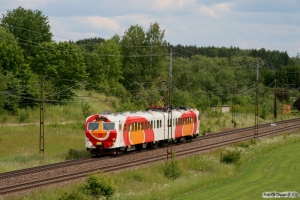 X14 3234 som RST 8732. Linghem - Gistad 07.06.2012.
