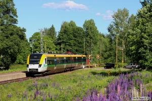 X52 9067 som RST 8925. Fagerås 09.06.2014.