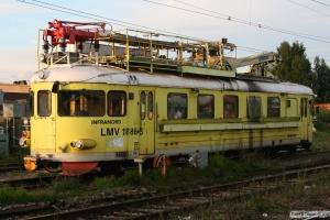 INFRA LMV 1886B (ex. Y6 1056). Norrköping 29.08.2011.