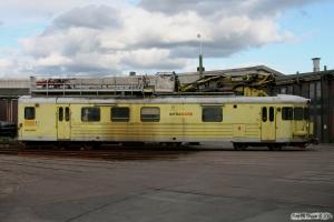 INFRA LMV 0985C (ex. Y6 1088). Sävenäs Lokstation 03.06.2012.
